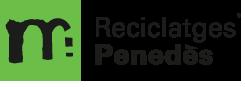 Logo Reciclatges Penedes